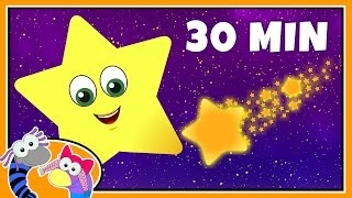 Twinkle Twinkle Little Star and More Nursery Rhymes Collection by Silly Sox