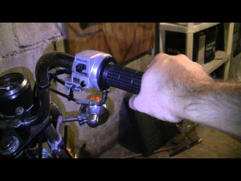 Part (1/2) BASIC Moped Performance Carb Tuning -- Jetting