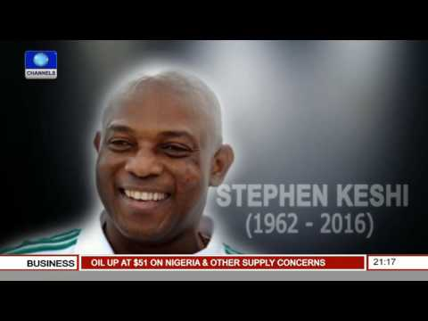 Sports Tonight: Tributes To Stephen Keshi (1962-2016) Pt 2