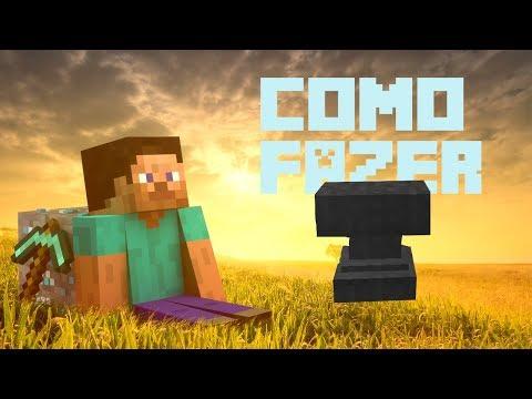 Title: Tutorial De Como Fazer Bigorna no minecraft na versão 1.4.7