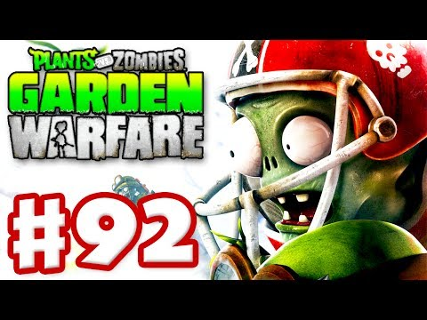 Plants vs. Zombies: Garden Warfare - Gameplay Walkthrough Part 92 - Gardens & Graveyards (Xbox One)