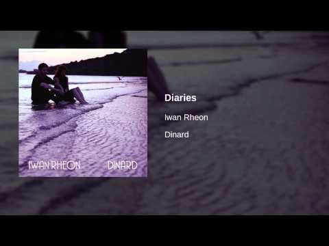 Iwan Rheon - Diaries