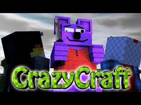 Minecraft   Crazy Craft 2.0 - OreSpawn Modded Survival Ep 197 -