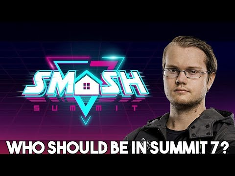 Armadas thoughts on who should be voted in Smash Summit