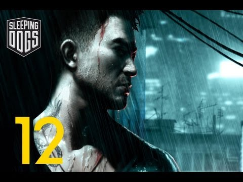 Let's Play Sleeping Dogs [HD] [Deutsch/German] - #12