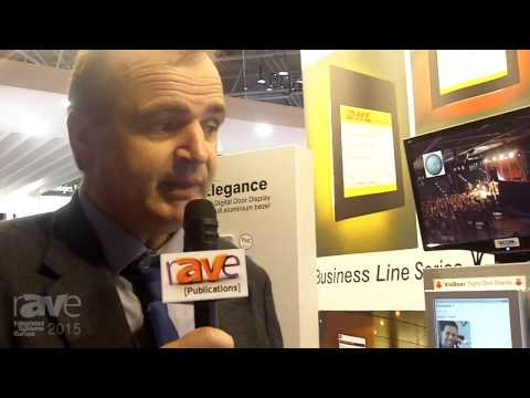 ISE 2015: Vicom Demonstrates Their VisGuide Produce for Visual Information Systems