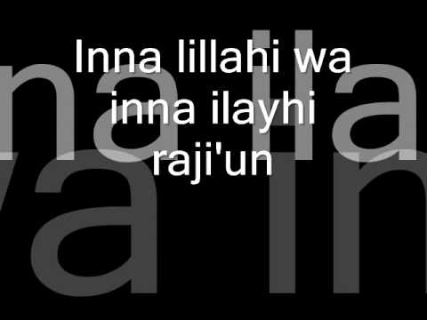 The Return ( Talib Al Habib ) with lyrics