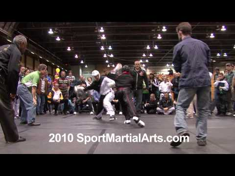 Sam Gagnon vs. Willie Hicks - Full Circle vs. Allstars - Quebec Open 2010