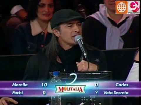 BAILE SALSA CUBANA: MARICIELO EFFIO Y CHARLES