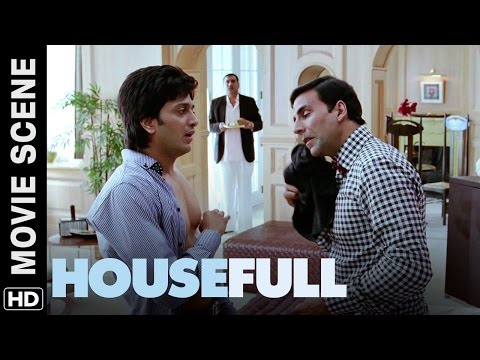 Anarth Thai Gayo | Housefull | Movie Scene