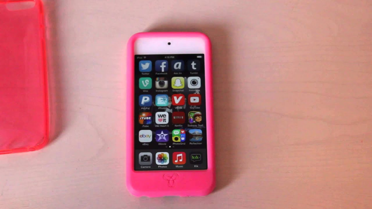 how to find out which ipod touch i have