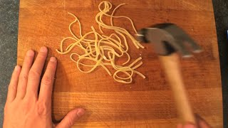 Break-up Pasta - Aglio E Olio - You Suck at Cooking (episode 14)