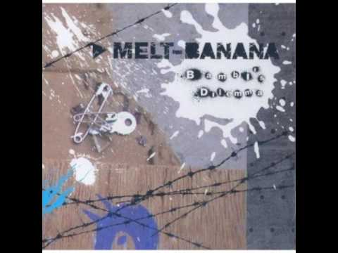 Melt-banana - Cracked Plaster Cast