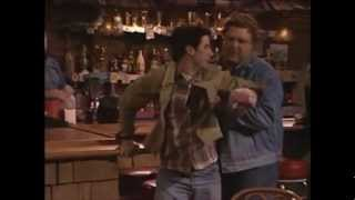 Glenn Quinn on Roseanne 4x23 - Secrets