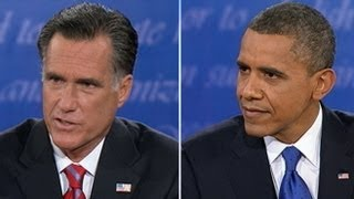 Obama to Romney: U.S. Uses Less