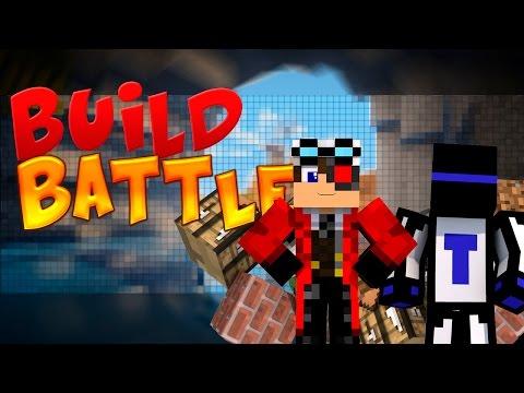 Build Battle: ПОДАРОК ДЕВУШКЕ :3