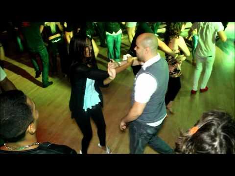 Ismael Otero & Tania Cannarsa - Boston Salsa Festival 2012 (Social Dancing, Fri - 9/7/12)
