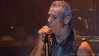Rammstein - Links 2-3-4 / PROSHOT(Download Festival 2016) HD [GER/ENG/RU/ES/FR]