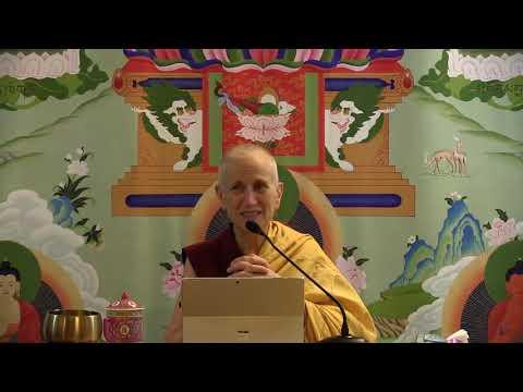 71 The Course in Buddhist Reasoning and Debate: Choosing Your Debate Partner 01-31-19
