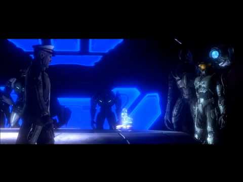 The adventures and relationship of Chief and Cortana - Halo 1 to Halo 4