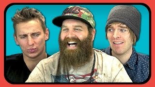 YOUTUBERS REACT TO COLD WATER CHALLENGE