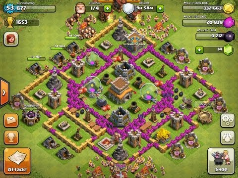 Best Town Hall Level 8 Defense Strategy and Setup for Clash of Clans + Tips and Tricks