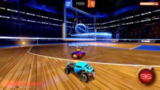 ROCKET LEAGUE BASKETBALL - NOS VAMOS A LA NBA!!!