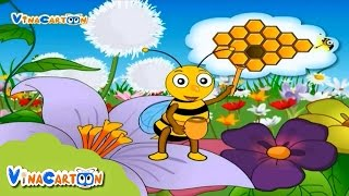Bé Yêu Động Vật - Con Ong