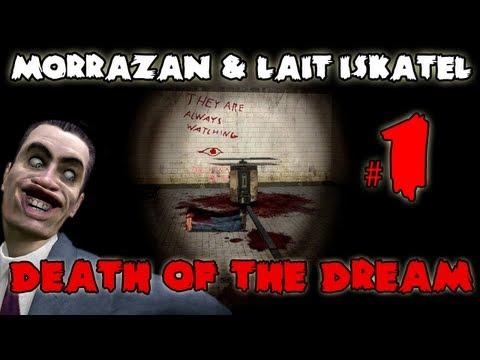 Garry's Mod (Death of the Dream) - часть 1: Оно наблюдает за нами!