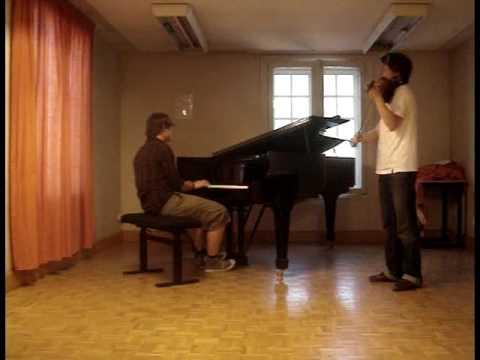 Neon Genesis Evangelion Opening Theme (piano Violin)