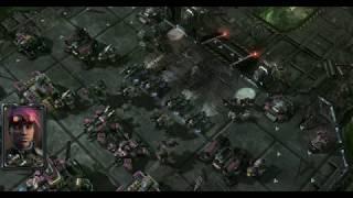 Halsabschneider!! Lets Play Starcraft 2 #010