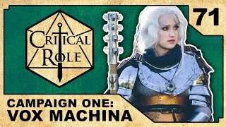 Vorugal | Critical Role RPG Show Episode 71