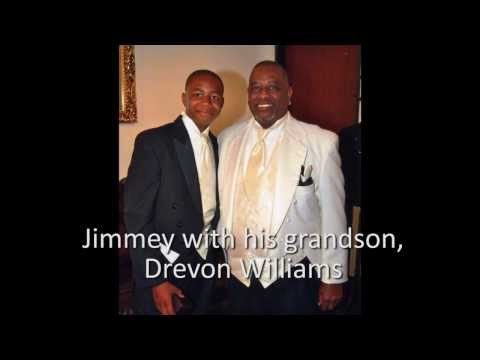 Jimmey Holmes heart pump allowed him to dance at his wedding