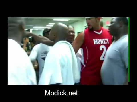 Floyd Mayweather Jr Slapped by Dad in training Dispute WOW! 24/7