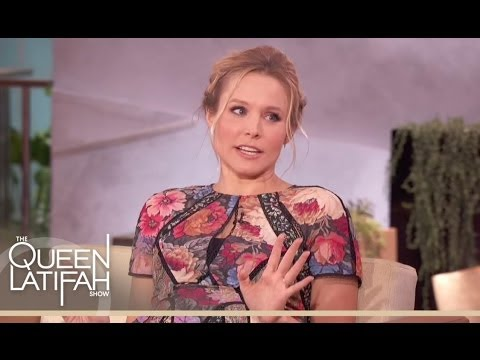 Kristen Bell On Photo Leaks | The Queen Latifah Show