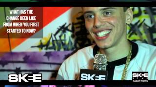 Logic Talks to the RattPack  SKEE Live Ep  15