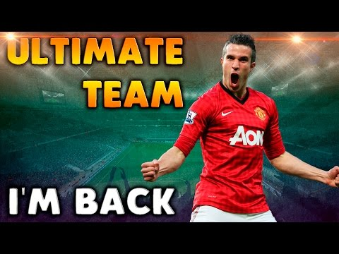 ✦ ULTIMATE TEAM, I'M BACK! Robin van Persie SQUAD, НЯМА ТАКЪВ ВРАТАР!  FIFA 16!