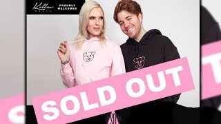 Shane Dawson's New Merch Sells Out Fast & Is Already Being Resold on eBay