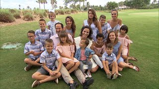 Meet the 'Super Mom' With 16 Kids