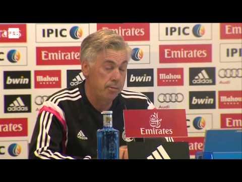 Ancelotti apuesta por los suplentes para medirse al Cornellá en Copa