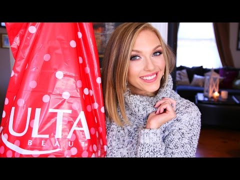 ULTA Beauty HAUL!! Holiday Gifts + more!