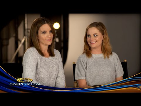 Amy Poehler and Tina Fey on Sisters