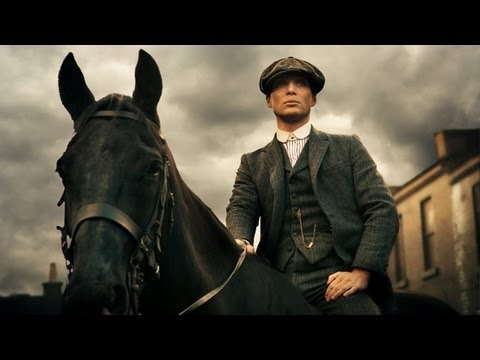 Cillian Murphy on new television series Peaky Blinders