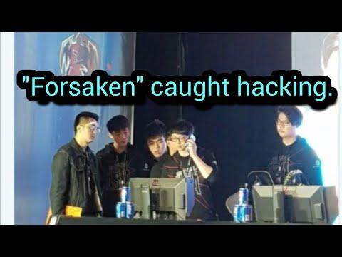 "Indian csgo player ""Forsaken"" caught cheating on Lan😮 thumbnail"