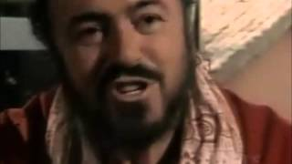 Luciano Pavarotti remembers his encounter with Beniamino Gigli