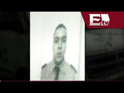 Identifican a uno de los ladrones que saquearon un banco del DF  / Vianey Esquinca