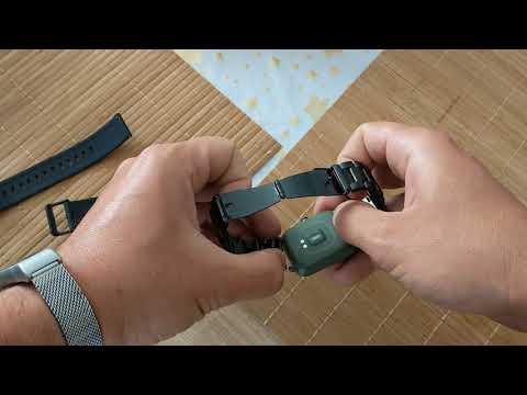 Amazfit Bip Lite Tamister Wirstbandwechseln Xiaomi Huami Amazfit Smartwatch