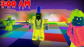 MY ROBLOX GAME WAS HACKED AT 3:00 AM! (DON'T PLAY!!)