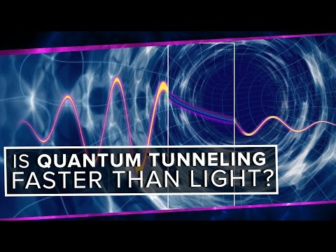 Is Quantum Tunneling Faster than Light?   Space Time   PBS Digital Studios