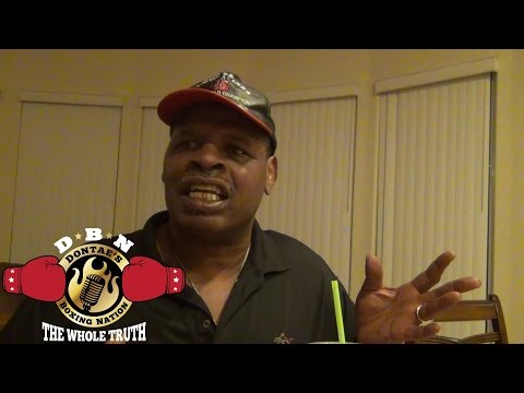 LEON SPINKS PICKS MANNY PACQUIAO TO BEAT FLOYD MAYWEATHER